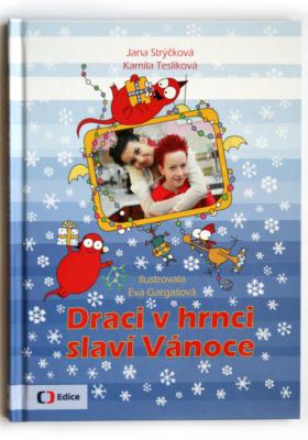 Draci v hrnci slaví Vánoce, kuchařská kniha podle oblíbeného pořadu Draci v hrnci na Čt :D